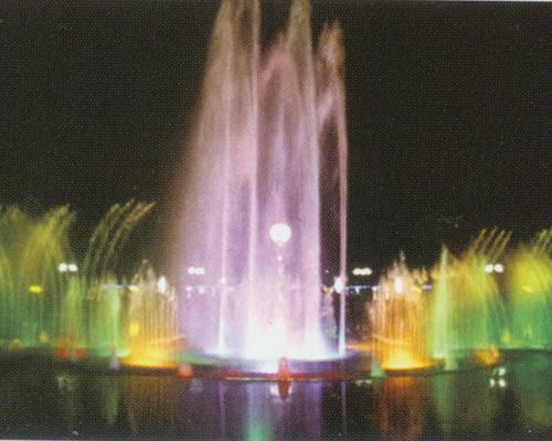 迷你世界喷泉教程